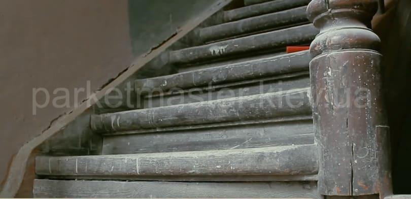 лестница до реставрации